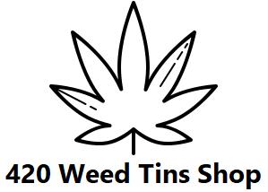 420 Weed Tins