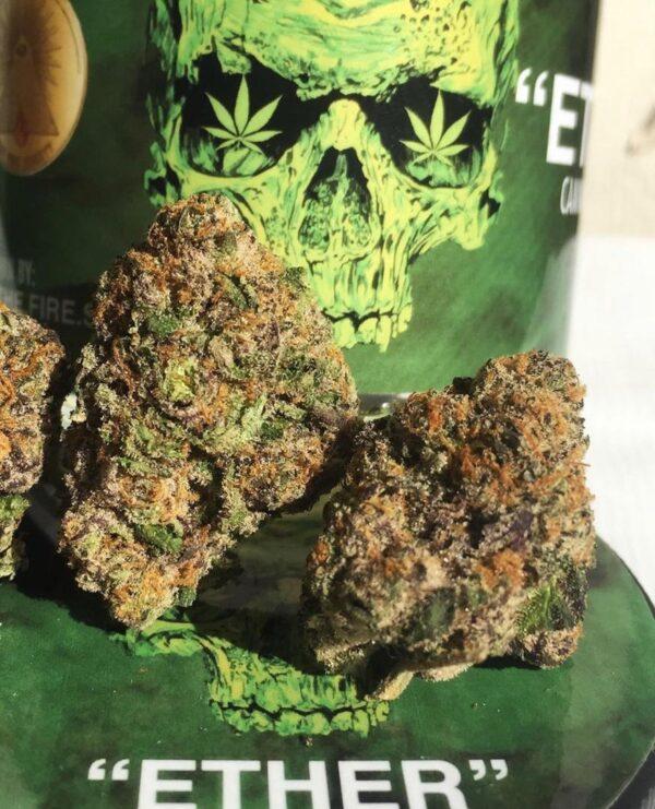 Ether Runtz weed