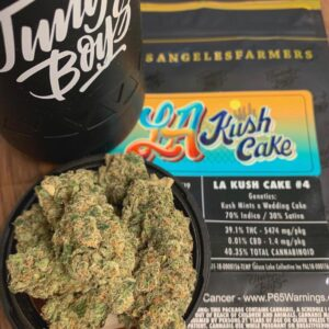 La Kush Cake jungle boy