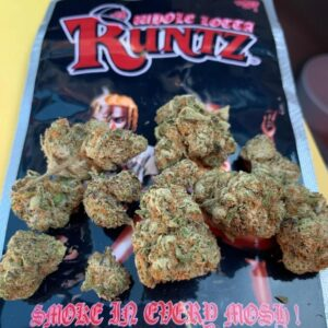 Whole Lotta Runtz weed
