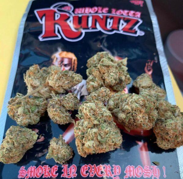 Whole Lotta Runtz weed